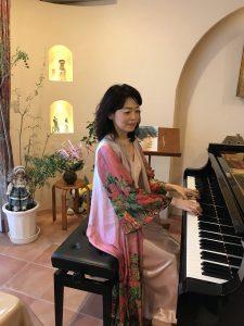 豊田裕子ピアノサロンコンサート